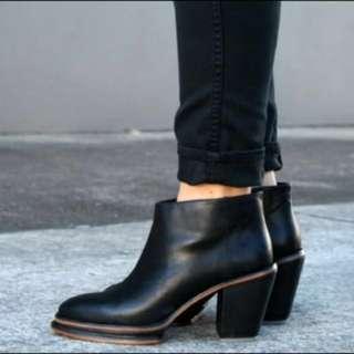 Rachel Comey black boots size 51/2