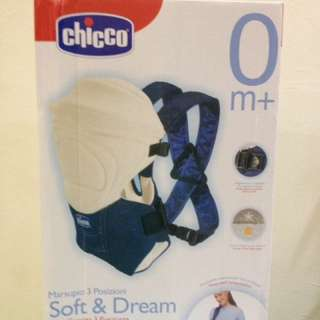 Chicco Baby Carrier (Red)