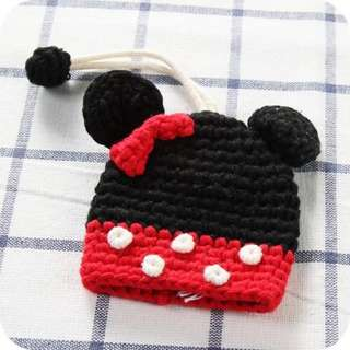 Minnie Key pouch