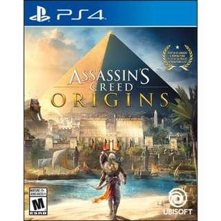 Ps4 Assassin Creed Origin Digital Code