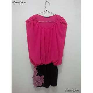 Cenny dress(free ongkir jabodetabek)
