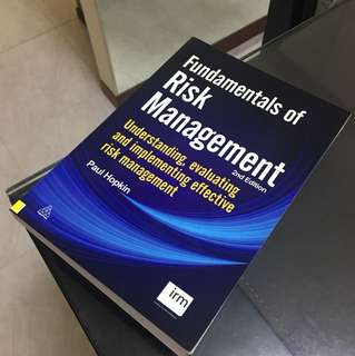 Fundamentals of Risk Management (2nd edition)