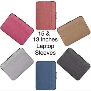 "✅INSTOCKS✅ MacBook/ASUS/ACER/Dell 13 & 15"" Laptop Sleeve"