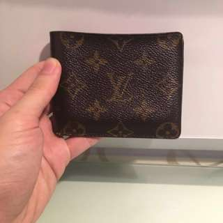 Louis Vuitton Man Monogram Wallet