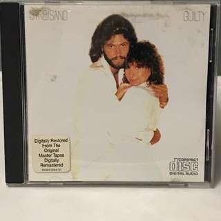 CD 216 Barbra Streisand - Guilty