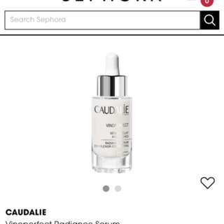 BRAND NEW Caudalie radiance serum 30ml