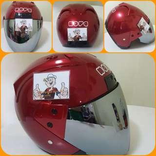 12121*** Nova Helmet For Sale 😁😁Thanks To All My Buyer Support 🐇🐇 Yamaha, Honda, Suzuki