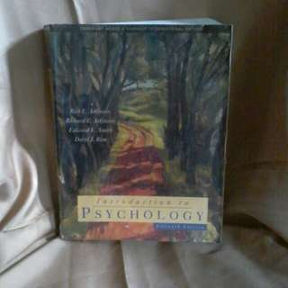 Introduction to Psychology (11th Edition)