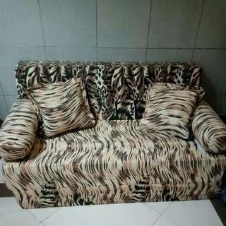 Sofa bed busa INOAC bergaransi 10thn