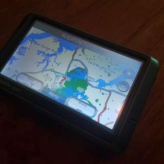 Garmin Nuvi GPS car navigator 205 W