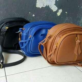 Bag dump tas sling bag