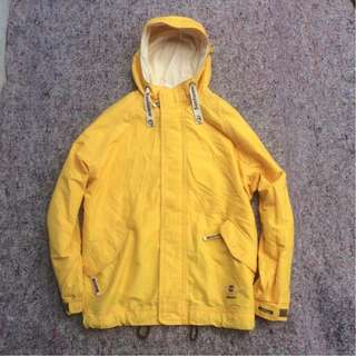 ELLESSE SUNFLOWER OUTDOOR JACKET