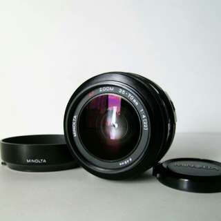 Minolta Len 35 70mm AF macro for Sony a 鏡頭