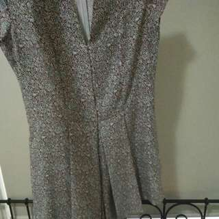 Zara playsuit! Sz L
