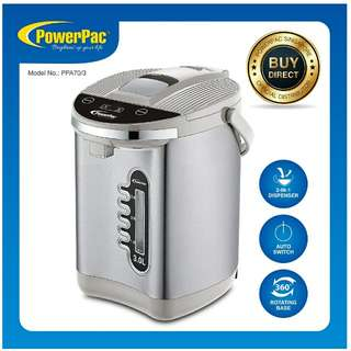 Powerpac 3litres electric airpot
