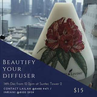 Beautify Your Diffuser - Xmas Gift Ideas