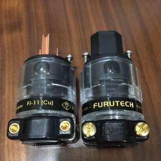 Furutech FI-11 (cu) & IEC