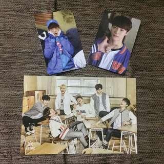 Astro Spring Up Album Photocards Sanha & Moonbin