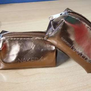 Urban Decay Naked 4 Blusher/Brush with POUCH