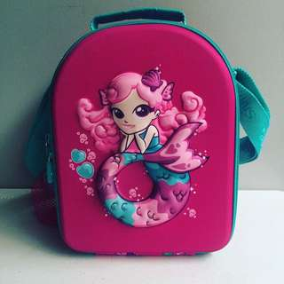Smiggle Hardtop World Lunchbox
