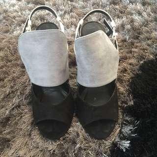 Zara Sandal Peep Toe