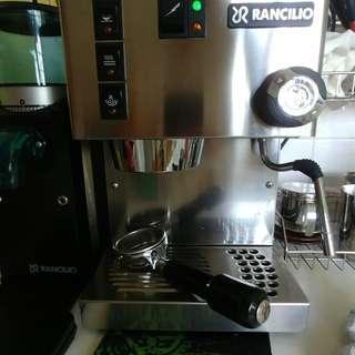 Nego 2016 Rancilio Silvia Espresso Machine