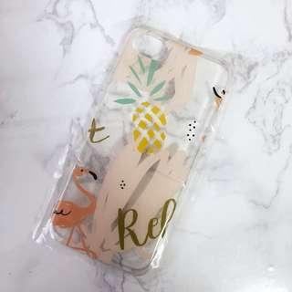 iPhone 8/7 Flamingo Cover