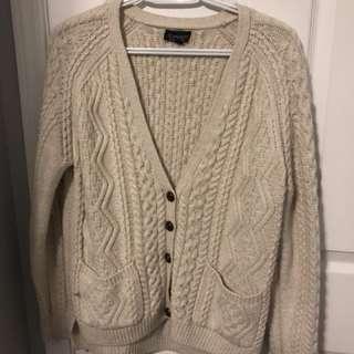 Topshop winter sweater