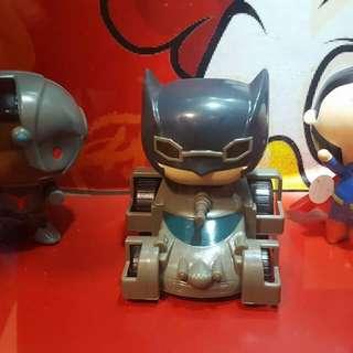 Mainan justice league kfc