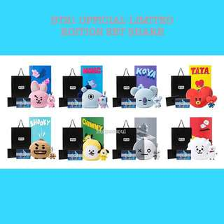 [SHARE] BT21 OFFICIAL LIMITED EDITION SET