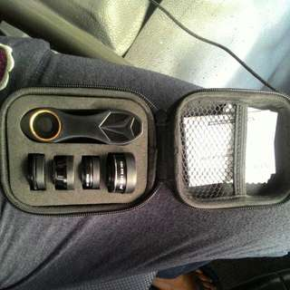 Give Away Lens For Android Phone