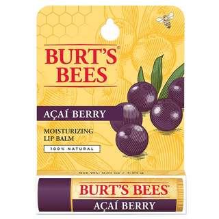 BURT'S BEES Açaí Berry Lip Balm