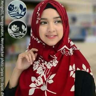Hijab lipat