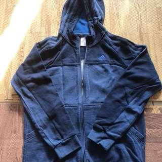💯✅original Adidas Hoodie Jacket Man XS
