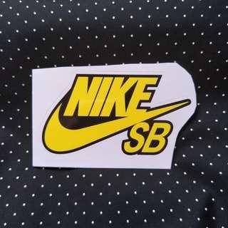Nike Sticker (B5)