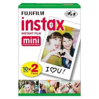 Instax Mini Film 20/box