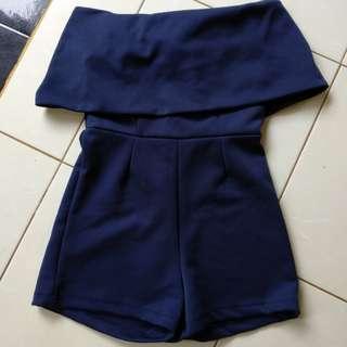 jumpsuit navy