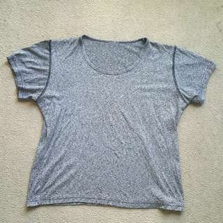 Silky Smooth Cropped Tee