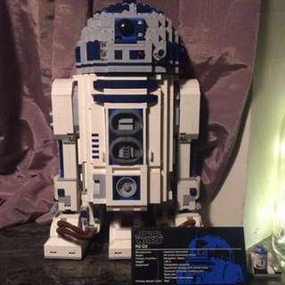 割愛 Lego R2D2 原價$3000買入