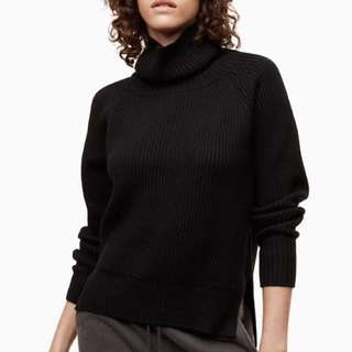 Aritzia - Wilfred free lin sweater
