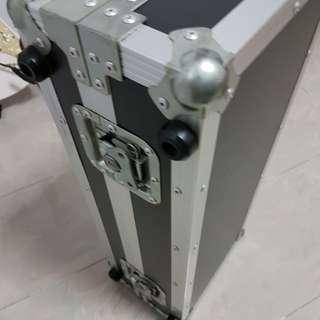 Pedalboard flight case