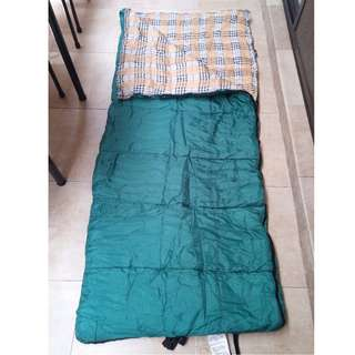 Imported Sleeping Bag (Hillary Brand from Canada) NEW SALE PRICE