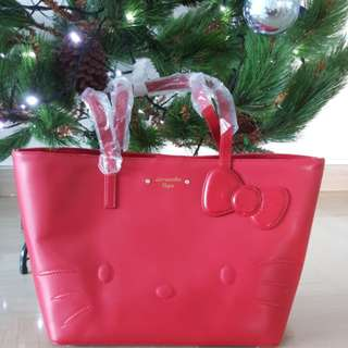 Hello Kitty Samantha Thavasa Tote Bag (M)