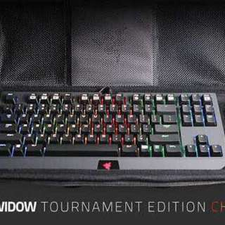 Razer Blackwidow Tournament Edition Chroma v1