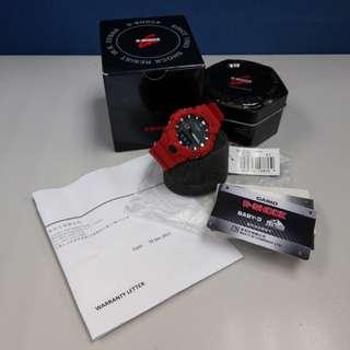 GA-800-4A | 標準指針數位雙重顯示手錶| G-SHOCK | 手錶| CASIO