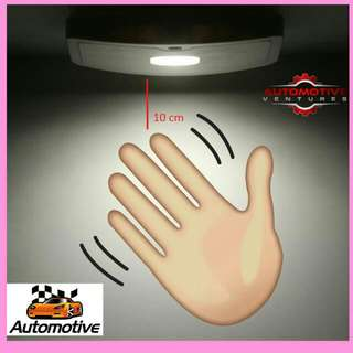 Gesture Control Cordless LED Light (Wave to turn On/Off)