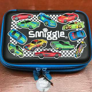 Smiggle Scented Double Up Hardcase