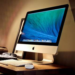 Secondhand iMac Slim 21.5 inch MD093 Late 2012