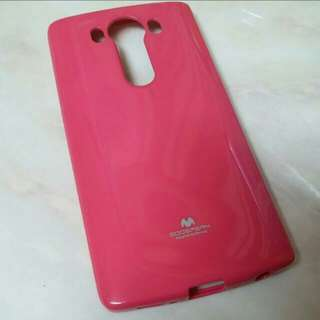 LG V10 csae 桃紅色手機殼
