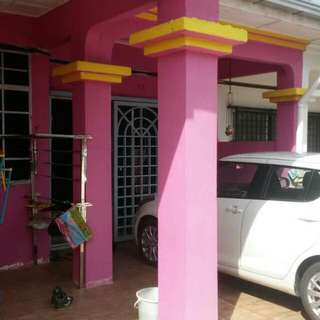 Segamat bandar puta single storey house for sale